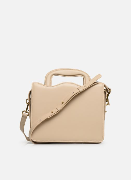 Handtaschen Nat & Nin TEREZA weiß ansicht von vorne