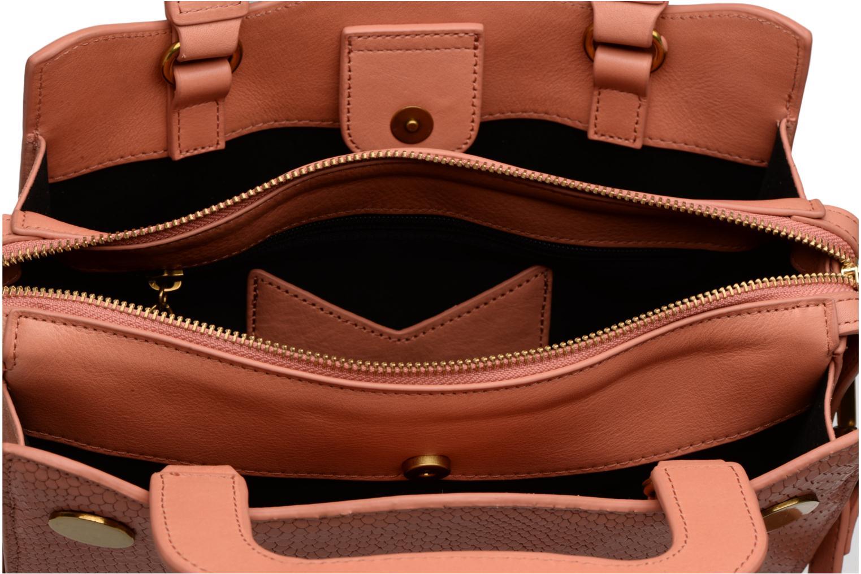 Handtassen Nat & Nin TEREZA Roze achterkant