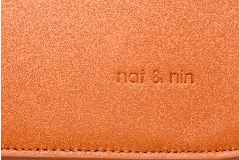 Handtassen Nat & Nin TEREZA Geel links
