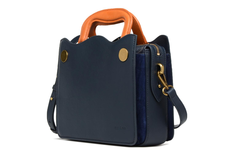 Handtassen Nat & Nin TEREZA Blauw model