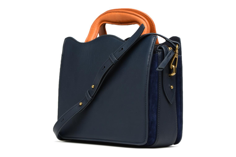Handtassen Nat & Nin TEREZA Blauw rechts