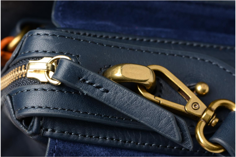 Handtassen Nat & Nin TEREZA Blauw links