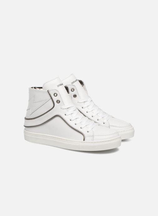 Sneaker Zadig & Voltaire Zoey weiß 3 von 4 ansichten