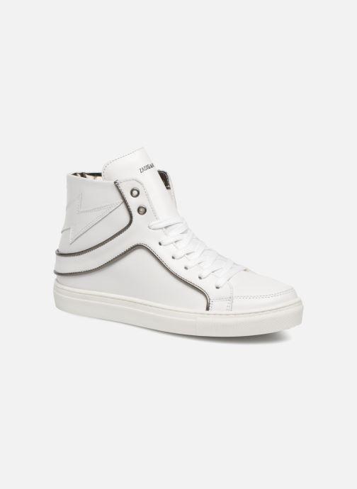 Sneaker Zadig & Voltaire Zoey weiß detaillierte ansicht/modell