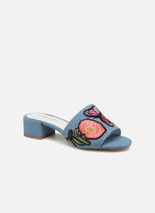 Mules & clogs Jeffrey Campbell Donna Blue detailed view/ Pair view