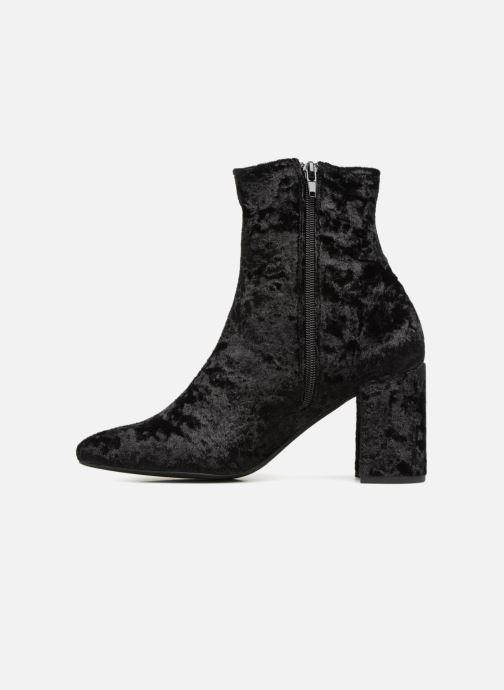 Boots en enkellaarsjes Jeffrey Campbell 121 Zwart voorkant