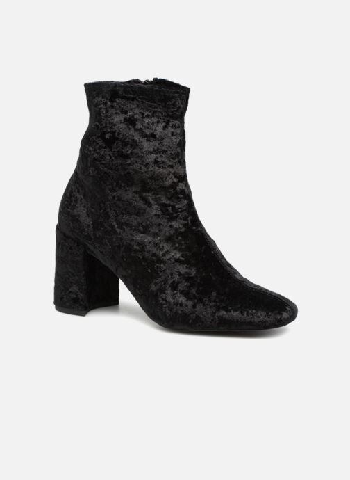 Boots en enkellaarsjes Jeffrey Campbell 121 Zwart detail