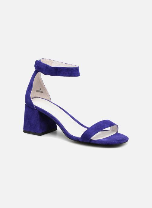 Sandales et nu-pieds Jeffrey Campbell 421 Bleu vue détail/paire