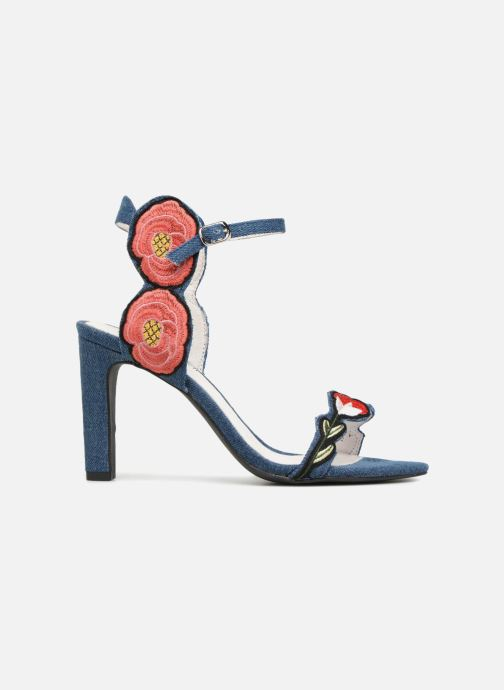 Sandales et nu-pieds Jeffrey Campbell 362 Bleu vue derrière