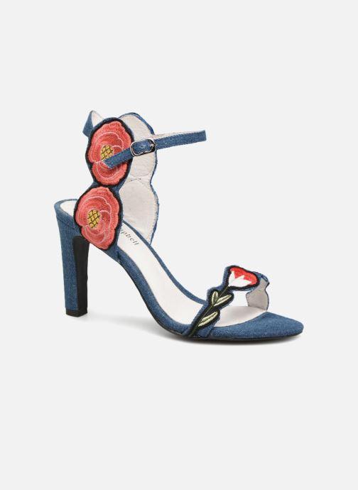 Sandales et nu-pieds Jeffrey Campbell 362 Bleu vue détail/paire