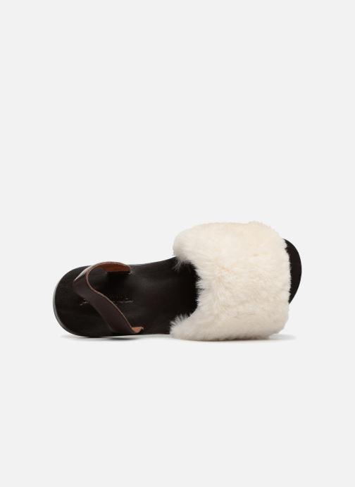Sandali e scarpe aperte Jeffrey Campbell 209 Marrone immagine sinistra
