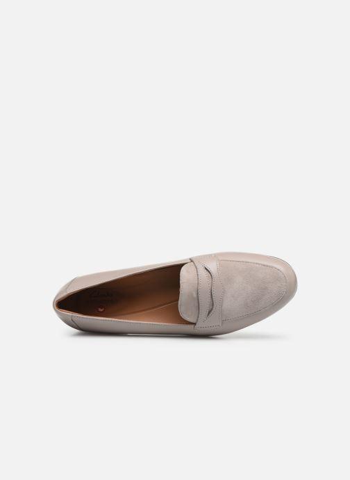Clarks Unstructured Un Blush Go (grey) - Loafers Chez (433016)