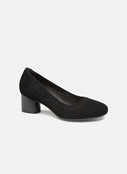 Escarpins Clarks Unstructured Un Cosmo Step Noir vue détail/paire