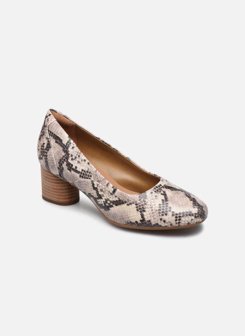 Zapatos de tacón Clarks Unstructured Un Cosmo Step Beige vista de detalle / par