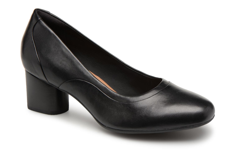 Descuento Clarks de la marca  Clarks Descuento Unstructured Un Cosmo Step (Negro) - Zapatos de tacón en Más cómodo 47c50d