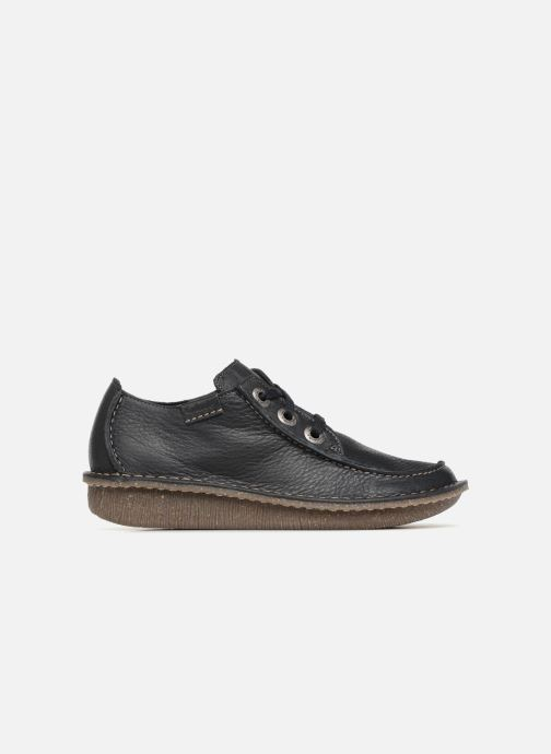 Clarks Unstructured Funny Dream Azul Zapatos con cordones