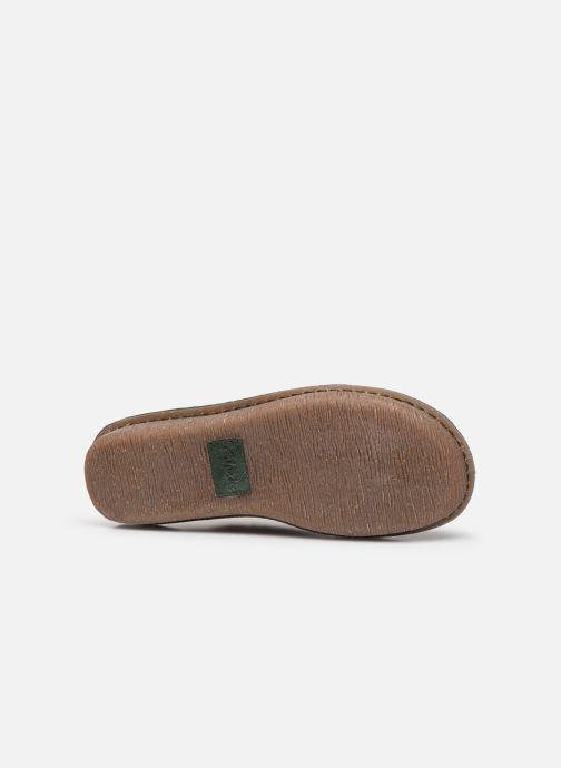 Chaussures à lacets Clarks Unstructured Funny Dream Vert vue haut