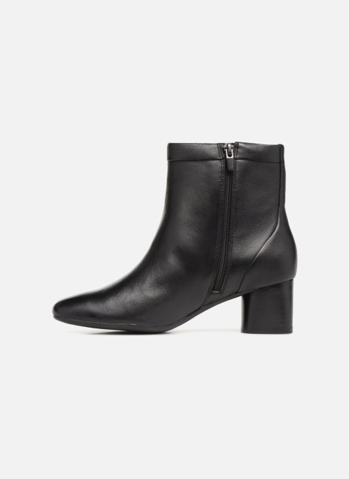 Stiefeletten & Boots Clarks Unstructured Un Cosmo Up schwarz ansicht von vorne