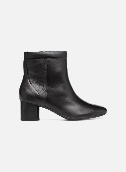 Stiefeletten & Boots Clarks Unstructured Un Cosmo Up schwarz ansicht von hinten