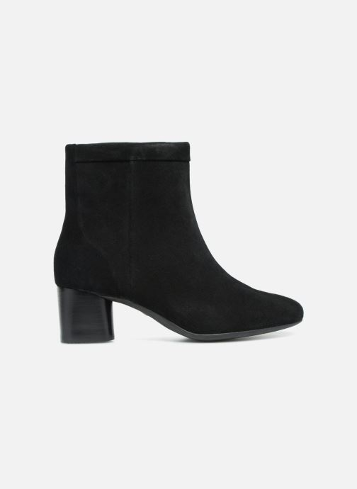 Boots en enkellaarsjes Clarks Unstructured Un Cosmo Up Zwart achterkant