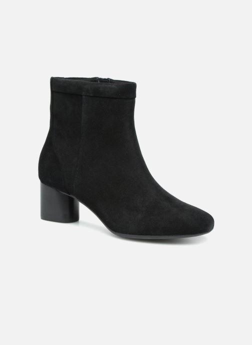 Bottines et boots Clarks Unstructured Un Cosmo Up Noir vue détail/paire