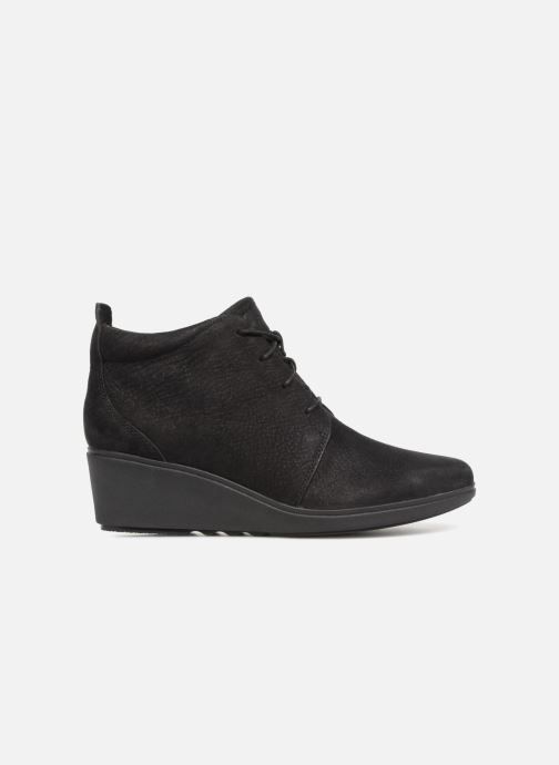 Bottines et boots Clarks Unstructured Un Tallara Eva Noir vue derrière