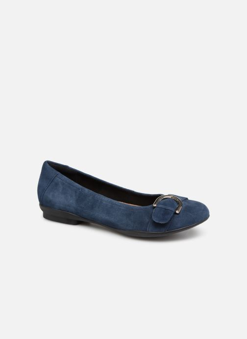 Ballet pumps Clarks Unstructured Neenah Lark Blue detailed view/ Pair view