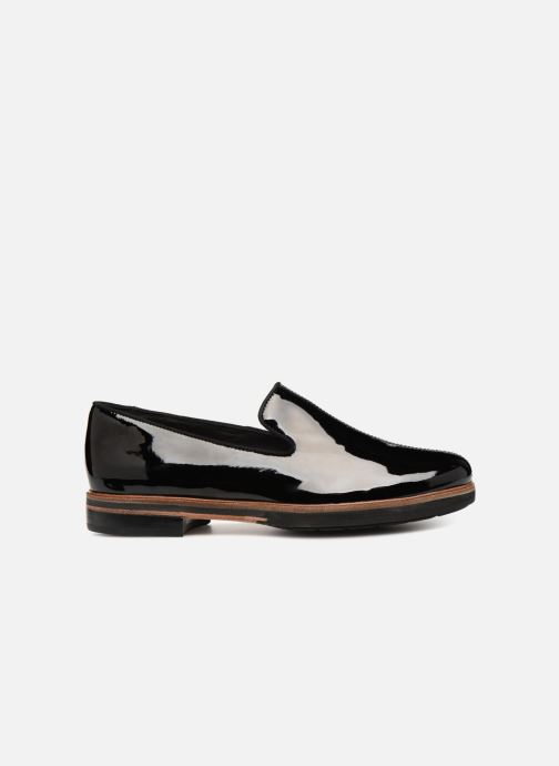 Mocassins Clarks Unstructured Frida Loafer Noir vue derrière