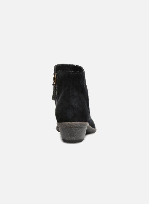 Bottines et boots Clarks Unstructured Wilrose Frost Noir vue droite