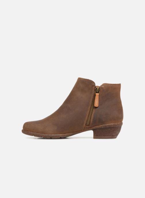 Bottines et boots Clarks Unstructured Wilrose Frost Marron vue face