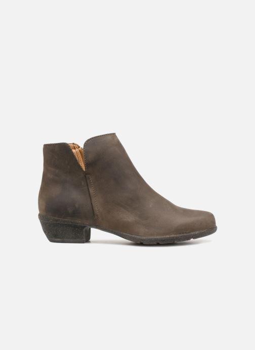 Bottines et boots Clarks Unstructured Wilrose Frost Marron vue derrière