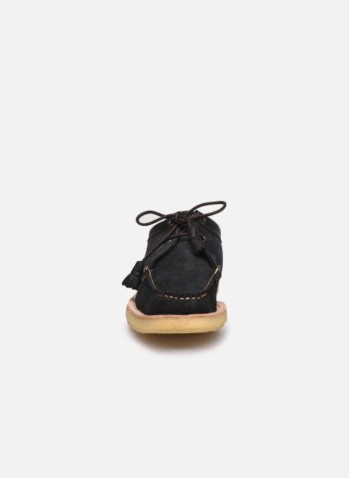 Chaussures à lacets G.H. Bass BA11233 Bleu vue portées chaussures