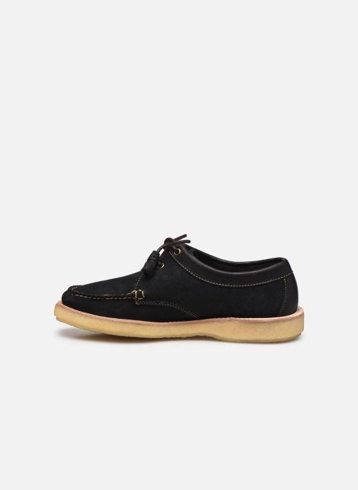 Chaussures à lacets G.H. Bass BA11233 Bleu vue face