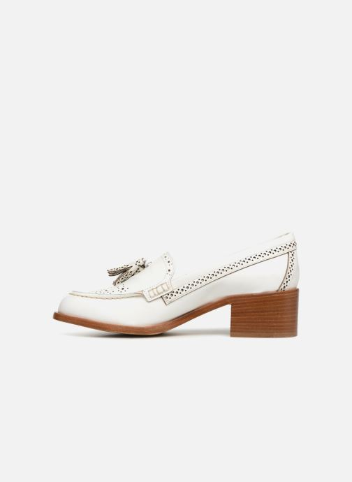 Loafers G.H. Bass BA41519 White front view