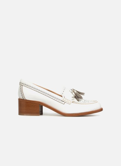Loafers G.H. Bass BA41519 White back view