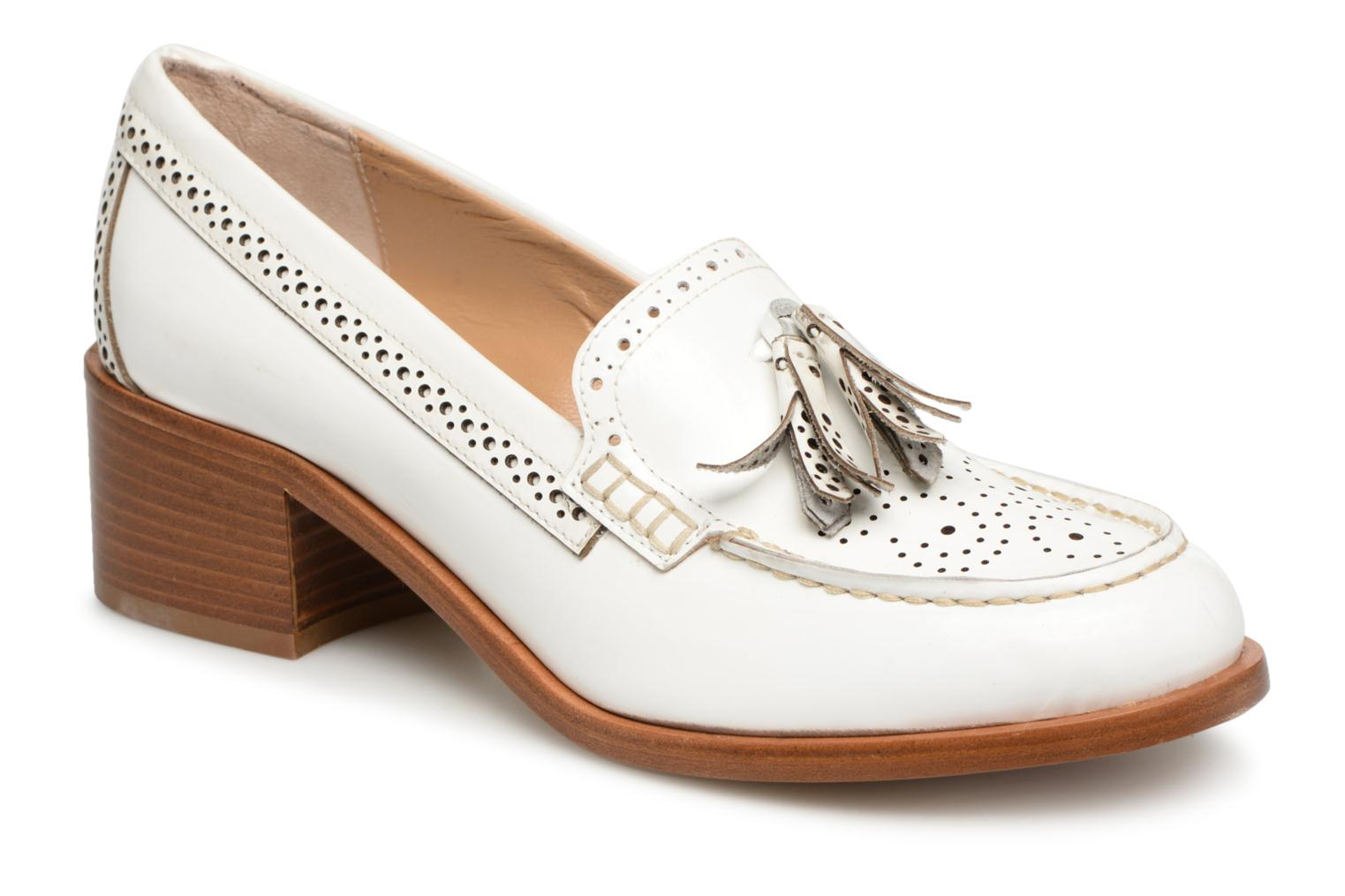 G.H. Bass BA41519 Loafers (White) - Loafers BA41519 chez (340212) e73d73