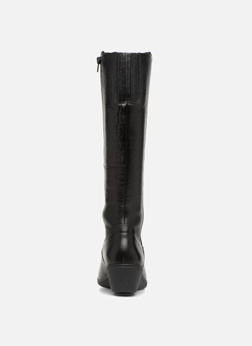 Boots & wellies Clarks Unstructured Un Tallara Esa Black view from the right