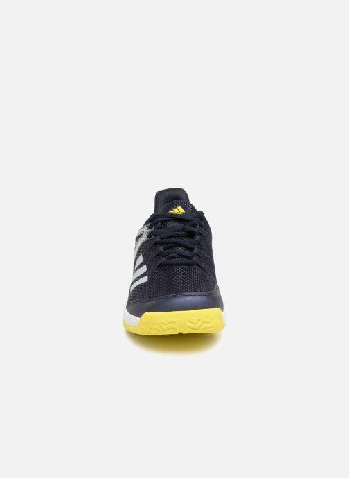 Sport shoes adidas performance AdiZero Club K Black model view