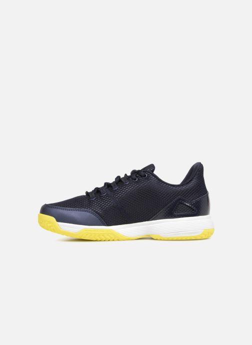Sport shoes adidas performance AdiZero Club K Black front view