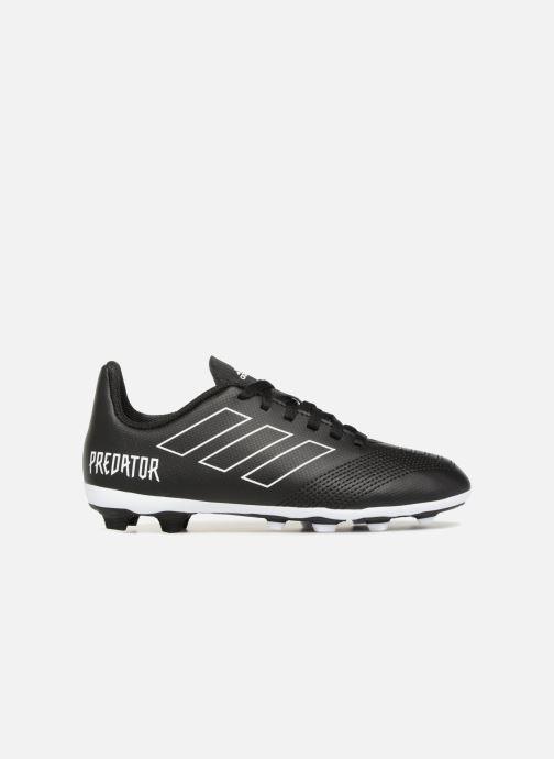 Chaussures de sport adidas performance Predator 18.4 FxG J Noir vue derrière