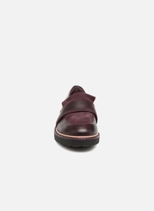Mocassins Clarks Alexa Ruby Paars model
