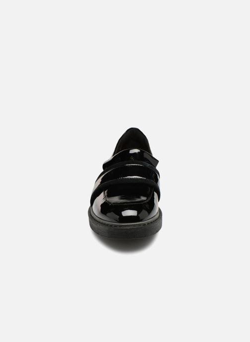 Loafers Clarks Alexa Ruby Svart bild av skorna på
