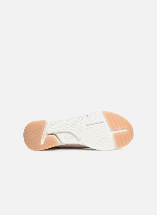 Sneakers Clarks Tri Spark. Beige boven