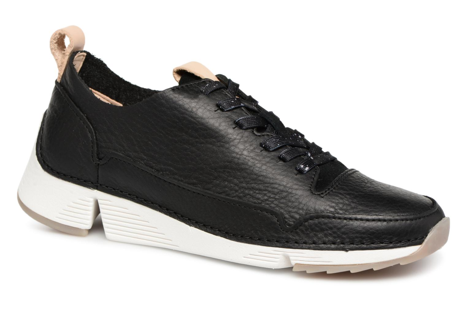 Clarks Trainers Tri Spark. (Black) - Trainers Clarks chez (340343) 283206