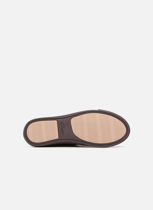 Sneakers Clarks Glove Echo Paars boven