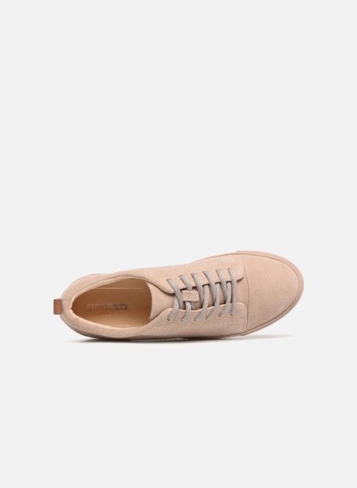 Sneakers Clarks Glove Echo Roze links