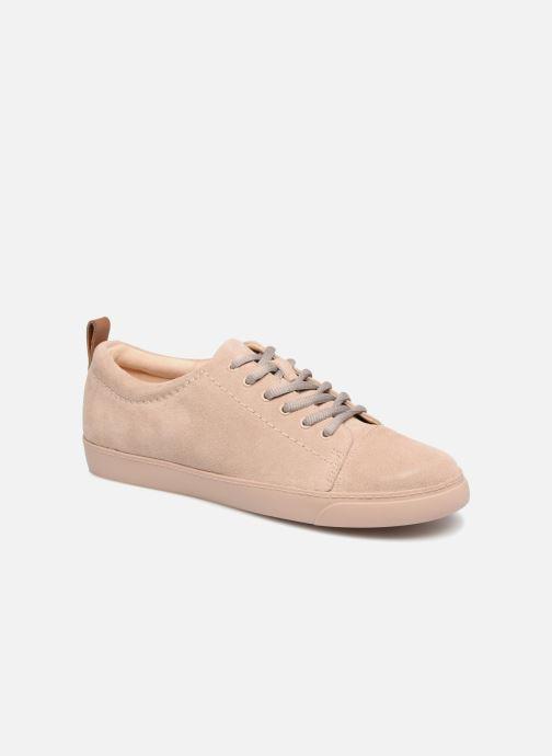 Sneakers Clarks Glove Echo Roze detail