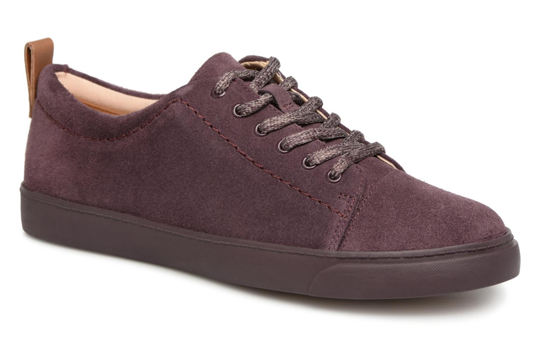 Clarks Trainers Glove Echo (Purple) - Trainers Clarks chez (340251) 6376c7