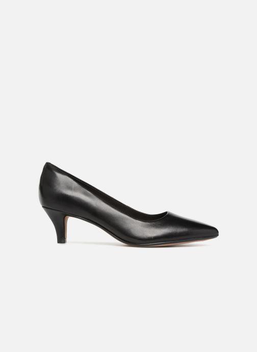 Zapatos de tacón Clarks Linvale Jerica Negro vistra trasera