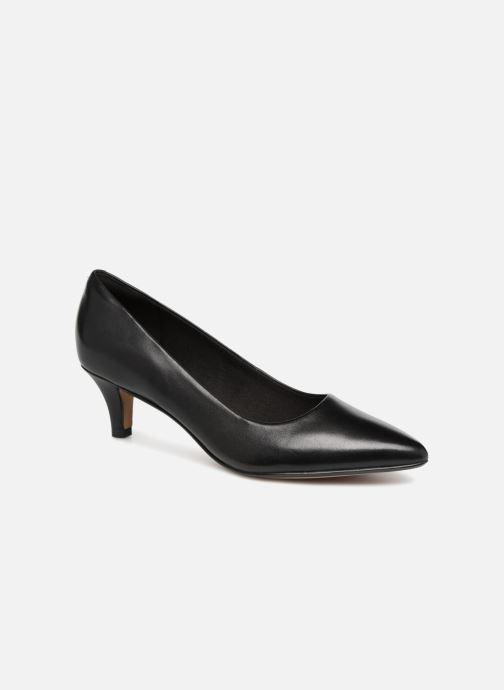 Zapatos de tacón Clarks Linvale Jerica Negro vista de detalle / par